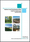 Link to Harlow Local Plan