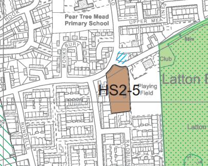local plan HS2-5