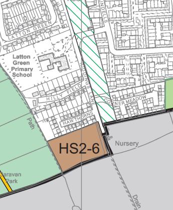 Local Plan HS2-6